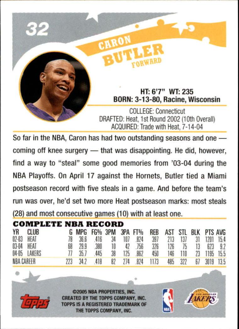 2005-06-Topps-Basketball-Cards-Base-Set-Pick-From-List thumbnail 65