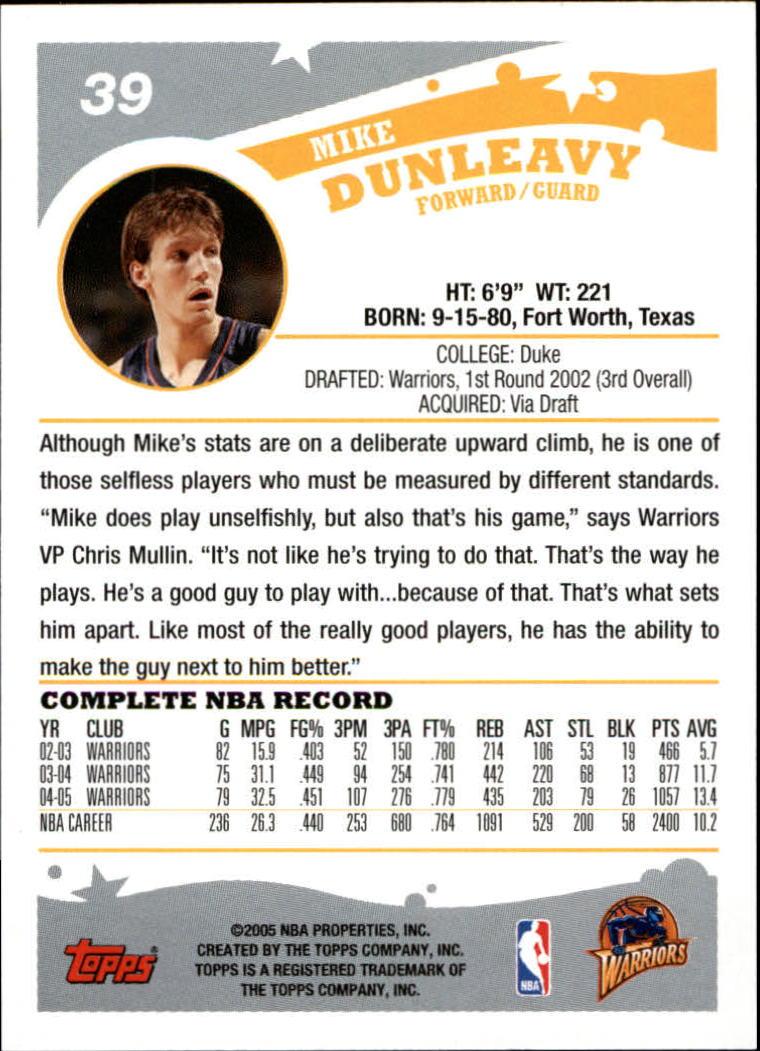 2005-06-Topps-Basketball-Cards-Base-Set-Pick-From-List thumbnail 79