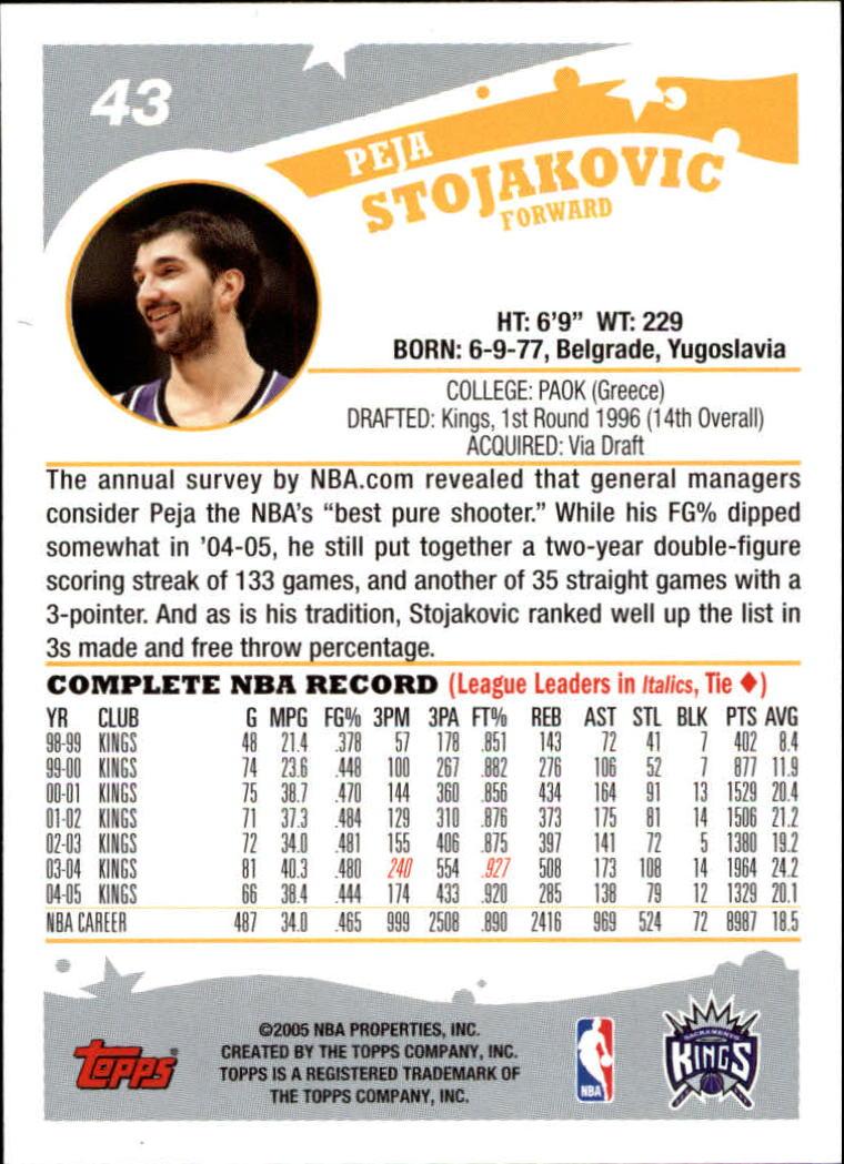 2005-06-Topps-Basketball-Cards-Base-Set-Pick-From-List thumbnail 87