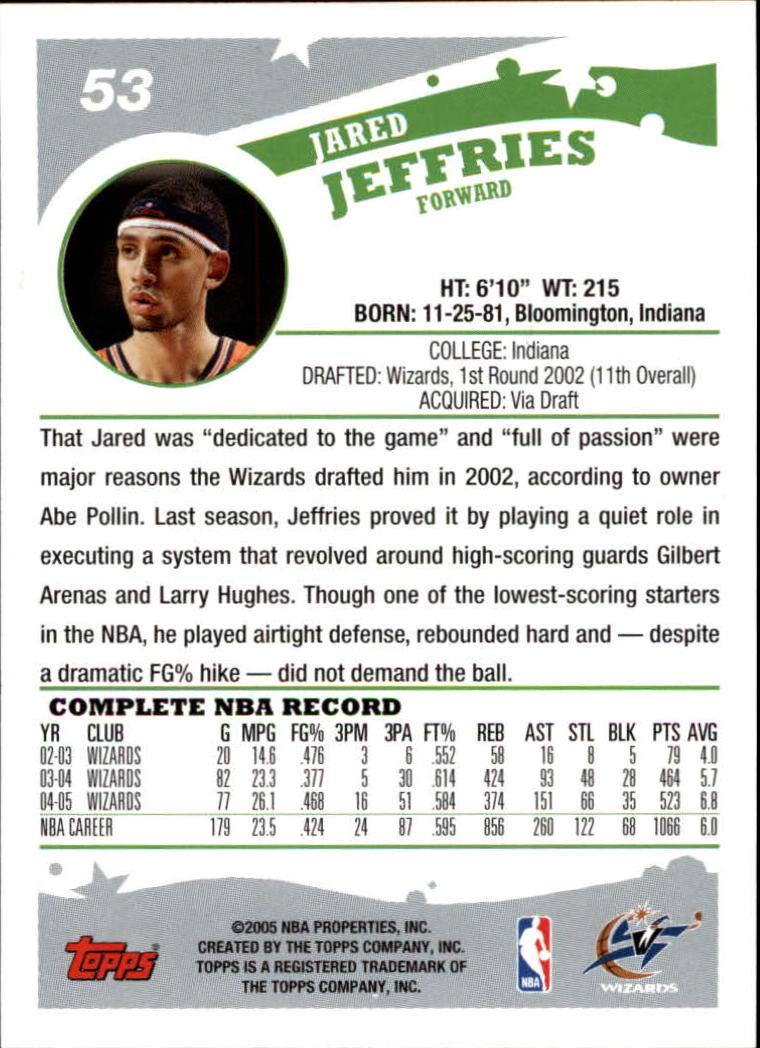 2005-06-Topps-Basketball-Cards-Base-Set-Pick-From-List thumbnail 107