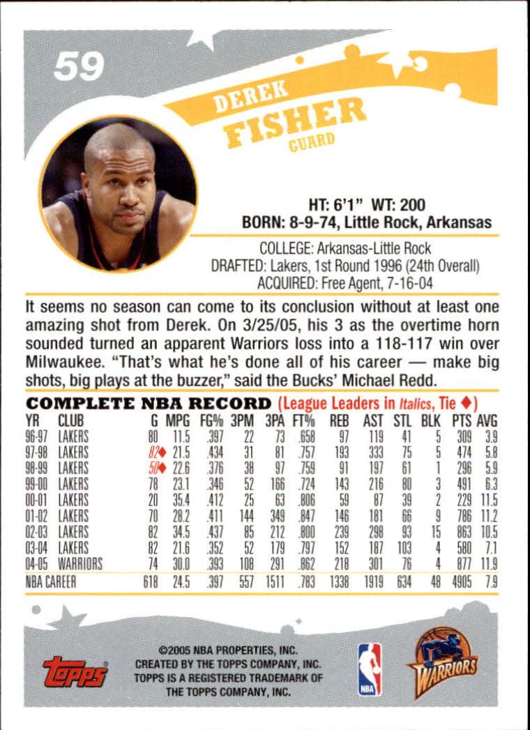 2005-06-Topps-Basketball-Cards-Base-Set-Pick-From-List thumbnail 119
