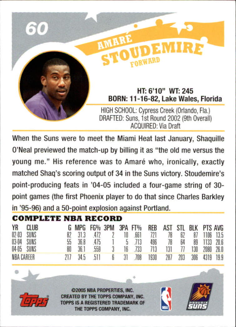 2005-06-Topps-Basketball-Cards-Base-Set-Pick-From-List thumbnail 121