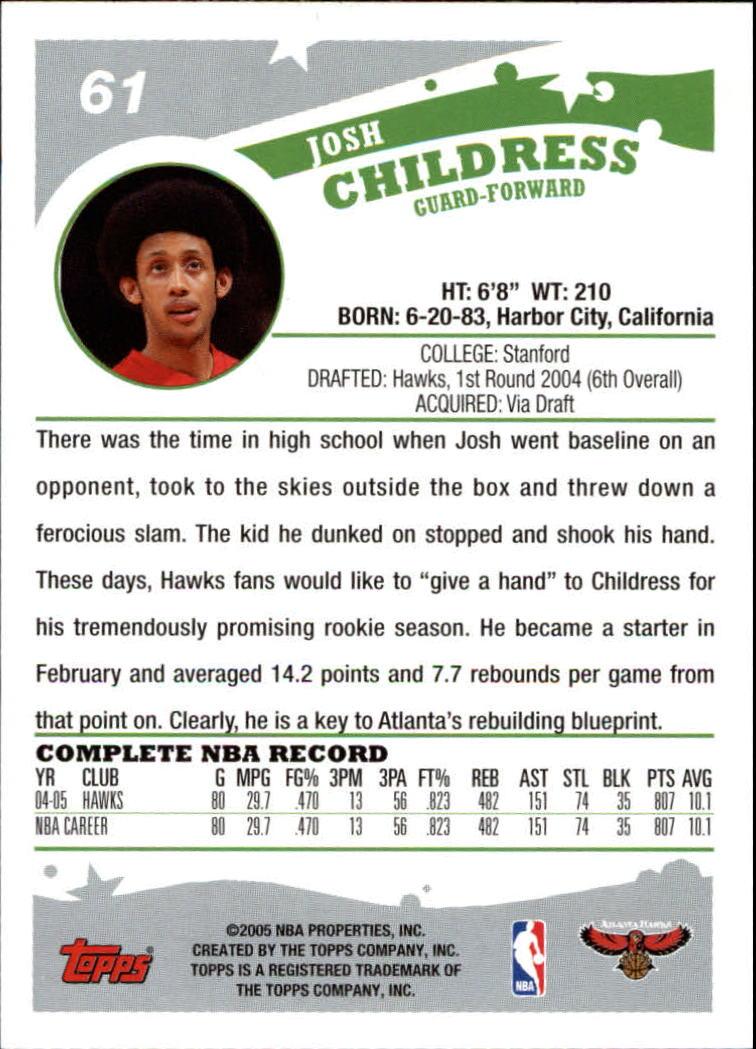 2005-06-Topps-Basketball-Cards-Base-Set-Pick-From-List thumbnail 123