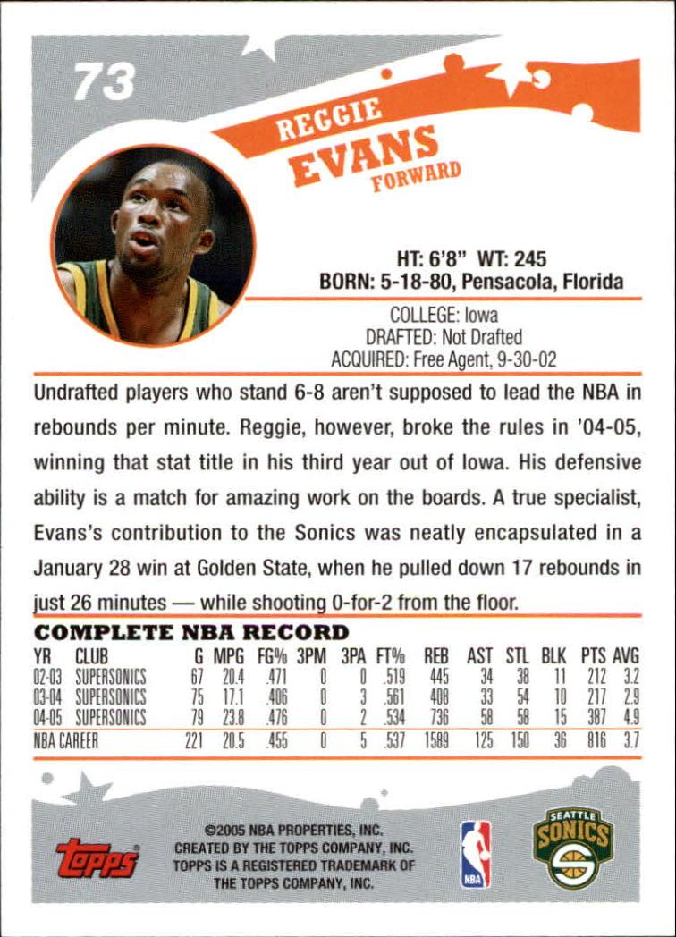 2005-06-Topps-Basketball-Cards-Base-Set-Pick-From-List thumbnail 145