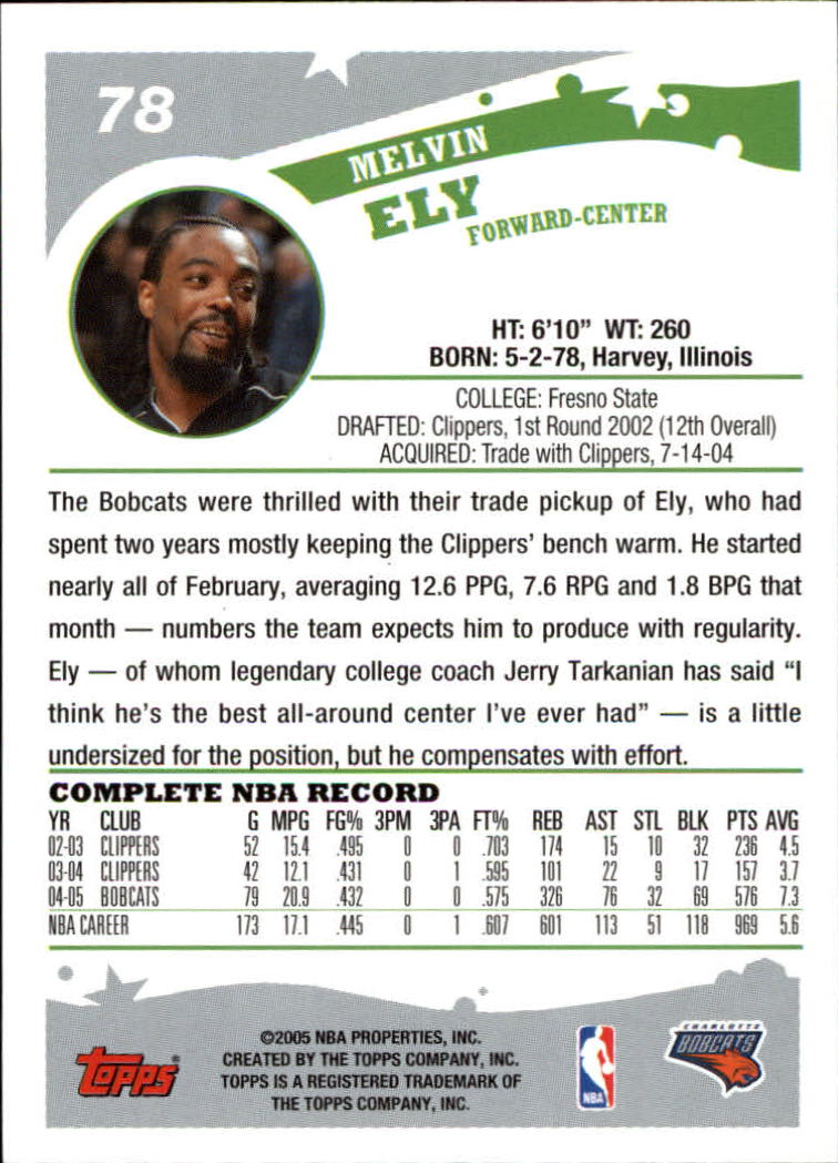 2005-06-Topps-Basketball-Cards-Base-Set-Pick-From-List thumbnail 155