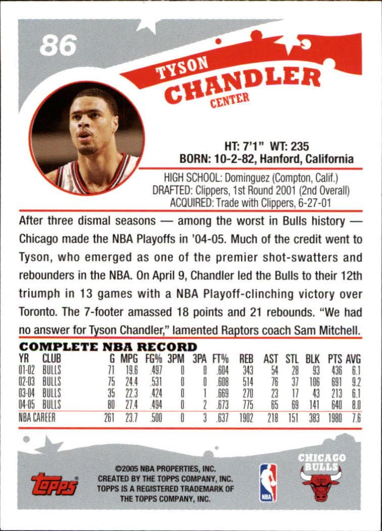2005-06-Topps-Basketball-Cards-Base-Set-Pick-From-List thumbnail 171