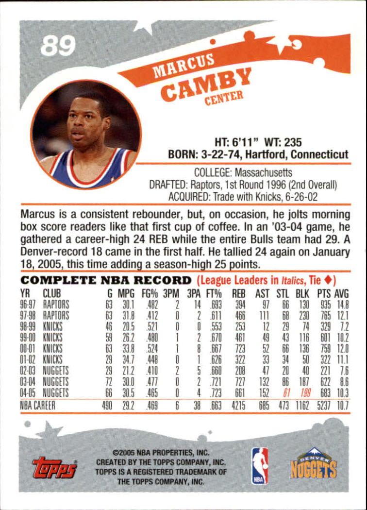 2005-06-Topps-Basketball-Cards-Base-Set-Pick-From-List thumbnail 177