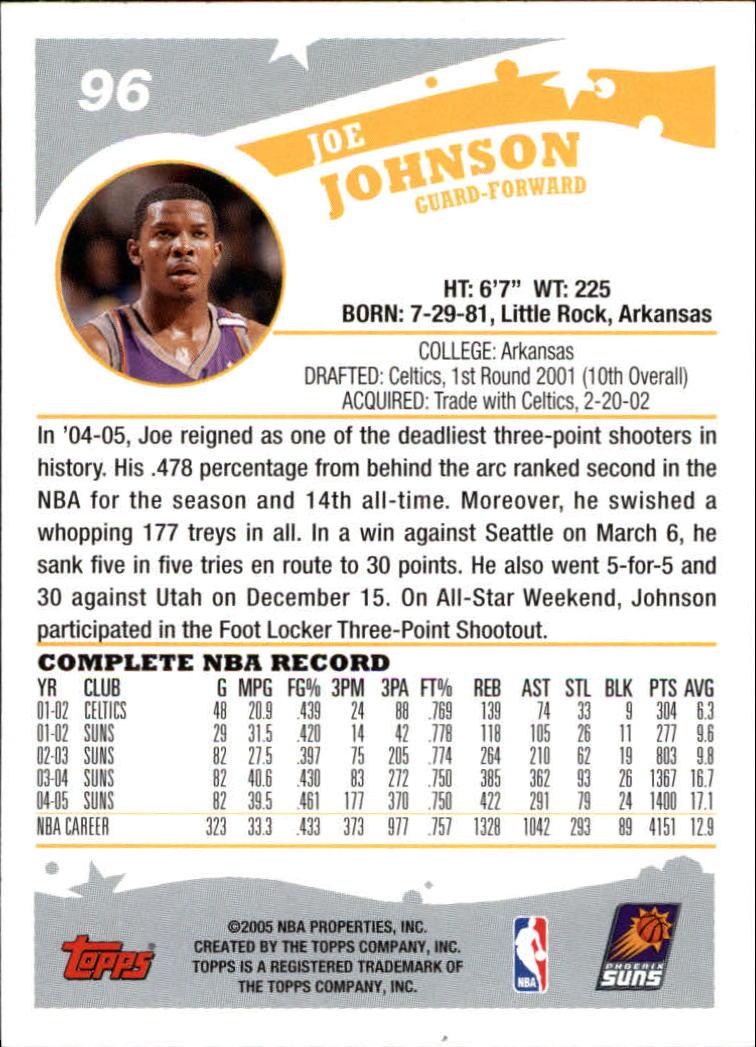 2005-06-Topps-Basketball-Cards-Base-Set-Pick-From-List thumbnail 191
