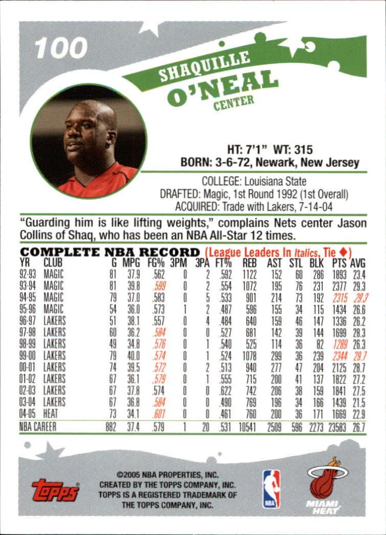 2005-06-Topps-Basketball-Cards-Base-Set-Pick-From-List thumbnail 199