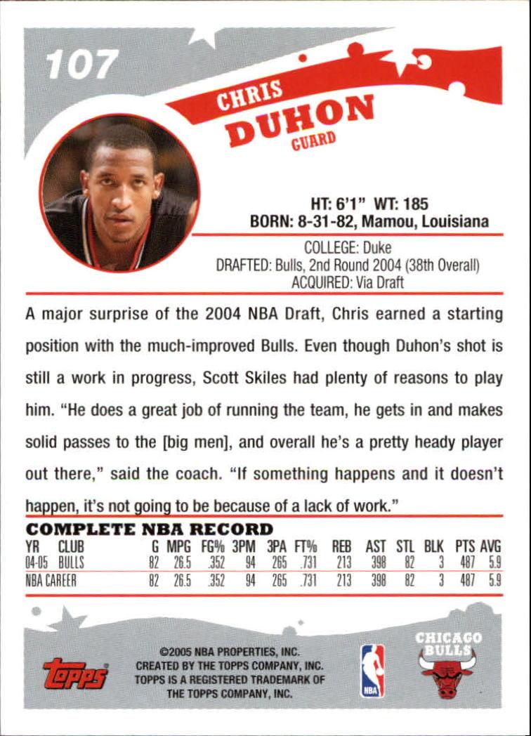 2005-06-Topps-Basketball-Cards-Base-Set-Pick-From-List thumbnail 213