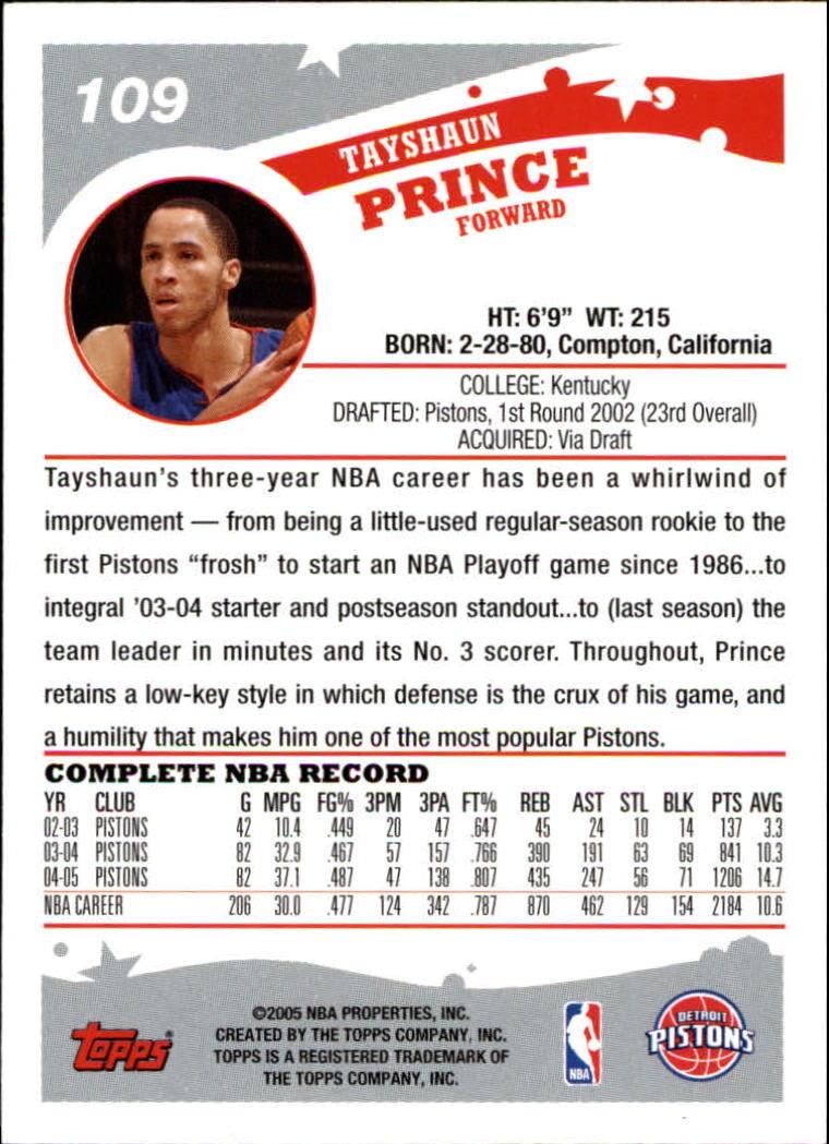 2005-06-Topps-Basketball-Cards-Base-Set-Pick-From-List thumbnail 217