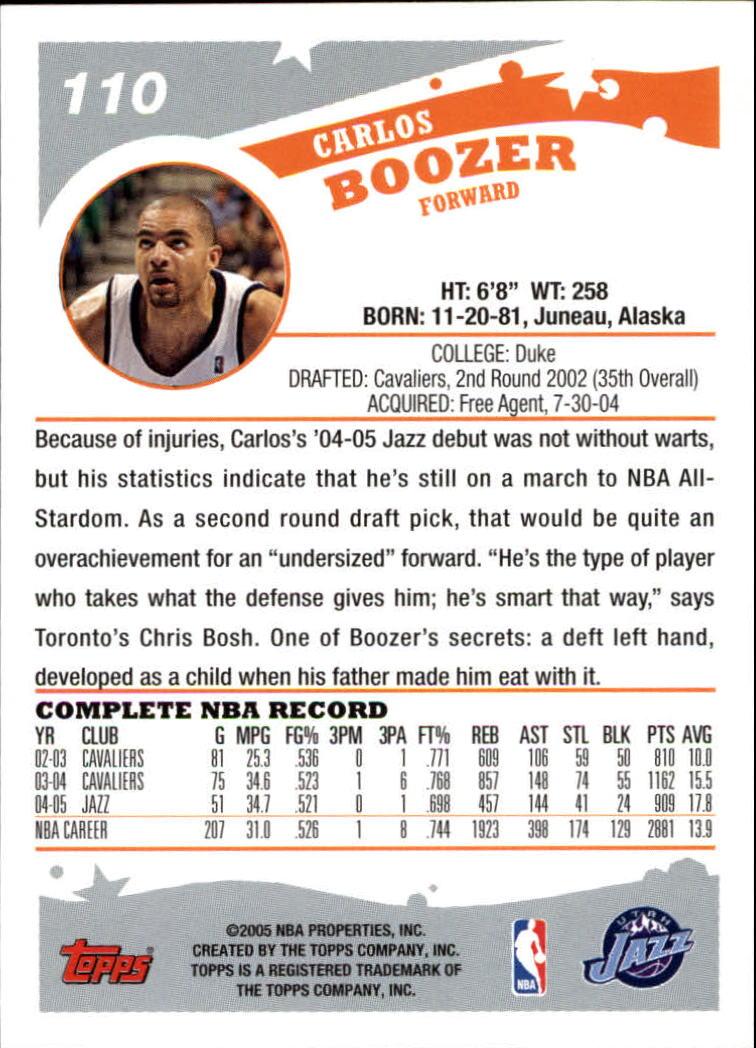 2005-06-Topps-Basketball-Cards-Base-Set-Pick-From-List thumbnail 219