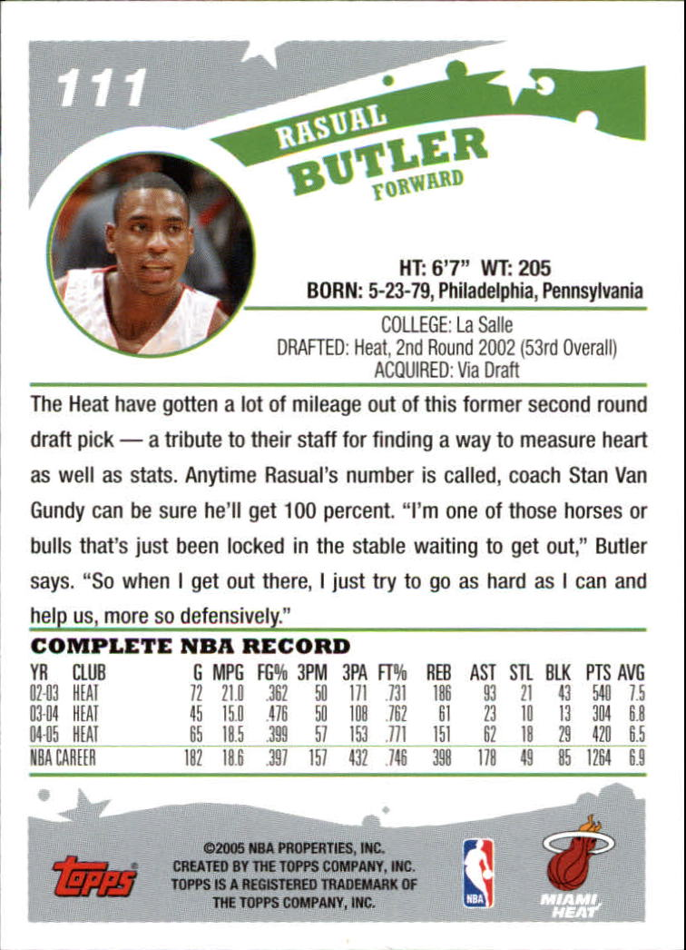 2005-06-Topps-Basketball-Cards-Base-Set-Pick-From-List thumbnail 221