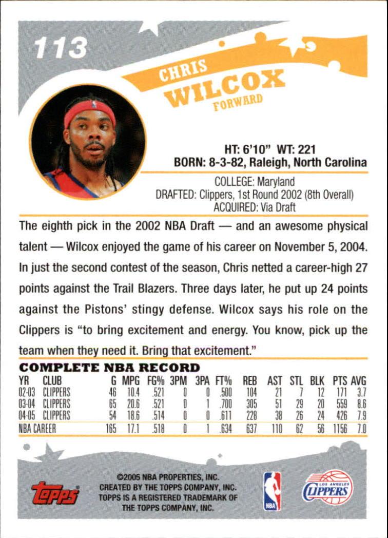 2005-06-Topps-Basketball-Cards-Base-Set-Pick-From-List thumbnail 225