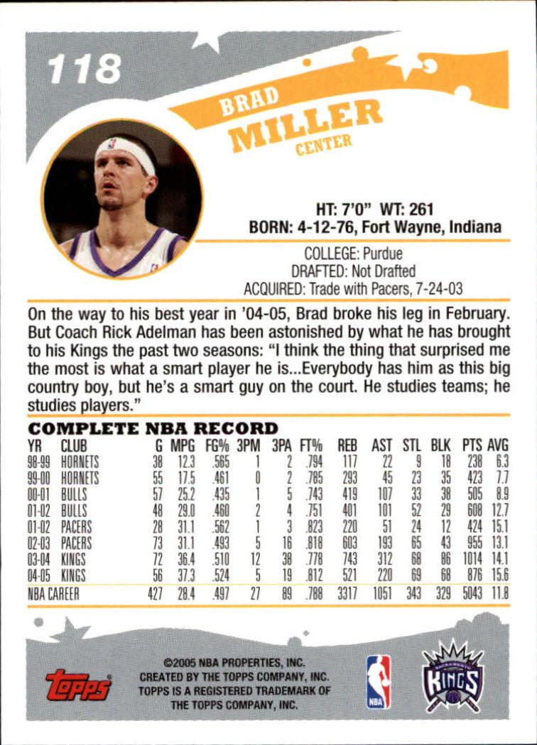 2005-06-Topps-Basketball-Cards-Base-Set-Pick-From-List thumbnail 235