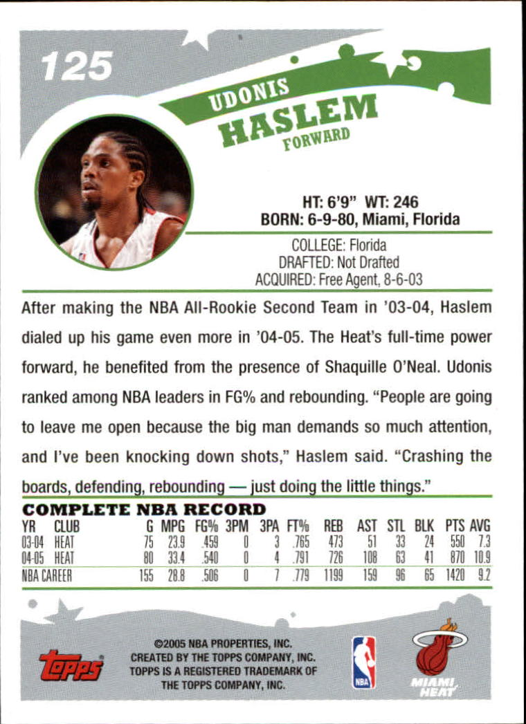 2005-06-Topps-Basketball-Cards-Base-Set-Pick-From-List thumbnail 249