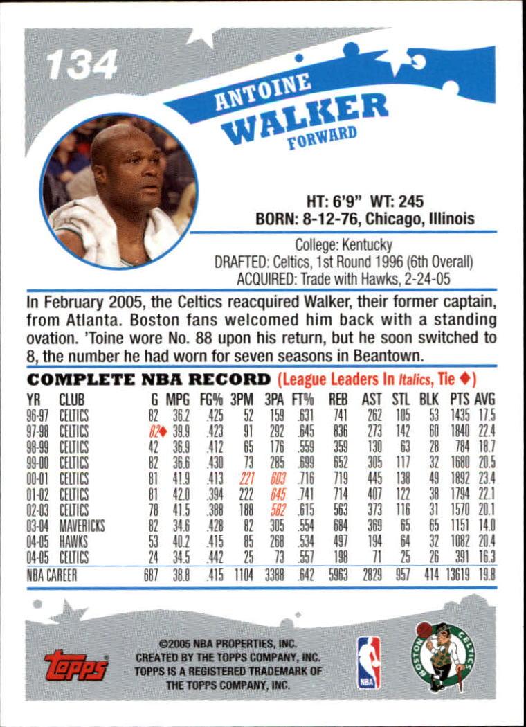 2005-06-Topps-Basketball-Cards-Base-Set-Pick-From-List thumbnail 267