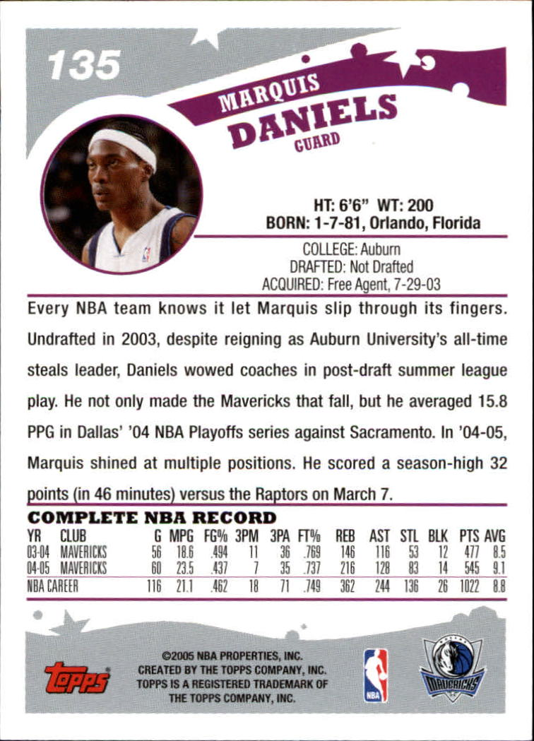 2005-06-Topps-Basketball-Cards-Base-Set-Pick-From-List thumbnail 269