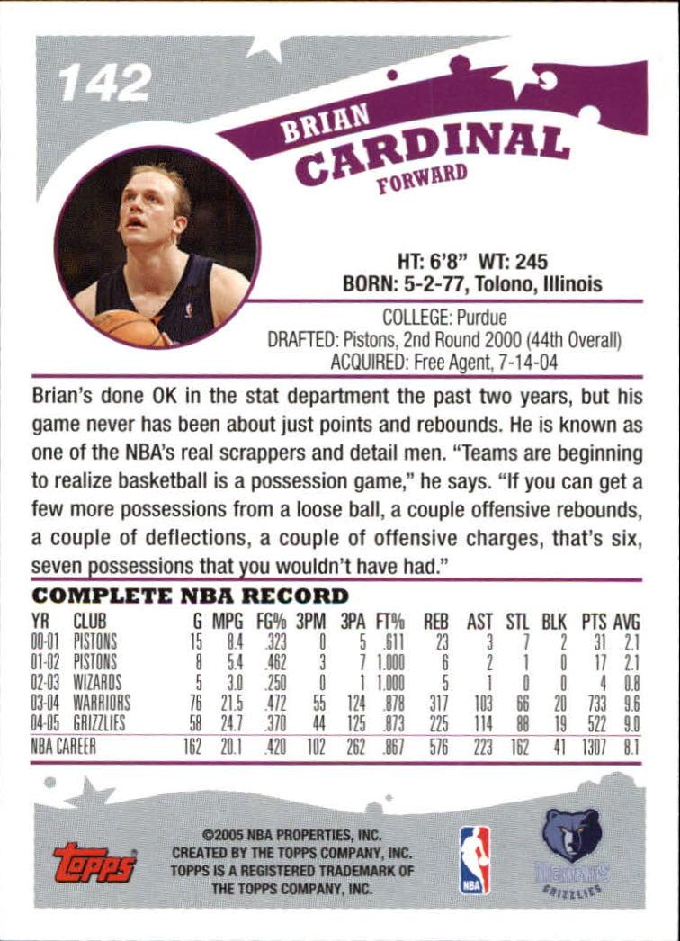 2005-06-Topps-Basketball-Cards-Base-Set-Pick-From-List thumbnail 283