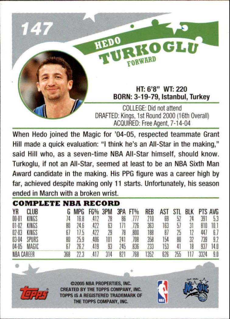 2005-06-Topps-Basketball-Cards-Base-Set-Pick-From-List thumbnail 293
