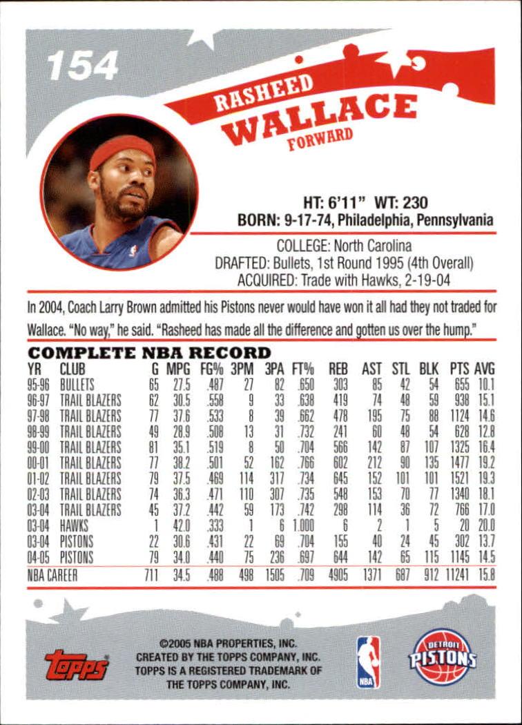 2005-06-Topps-Basketball-Cards-Base-Set-Pick-From-List thumbnail 307