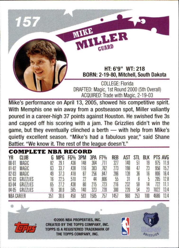 2005-06-Topps-Basketball-Cards-Base-Set-Pick-From-List thumbnail 313