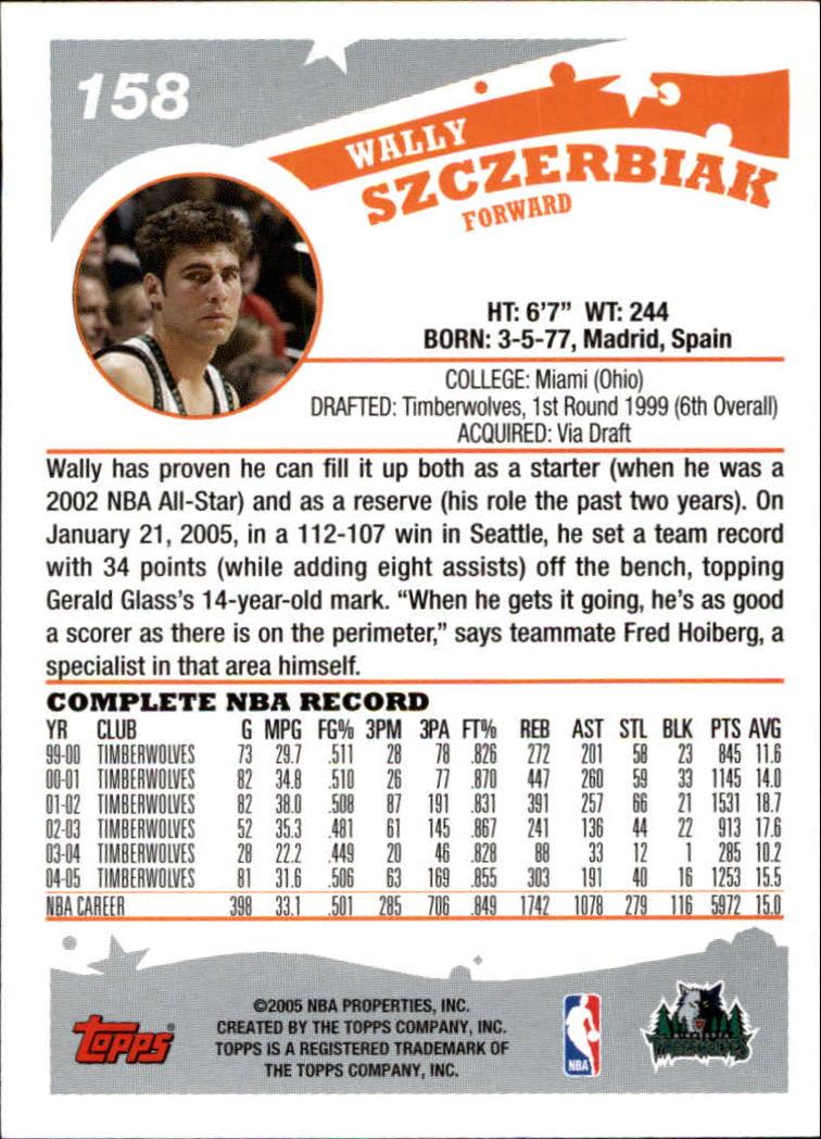 2005-06-Topps-Basketball-Cards-Base-Set-Pick-From-List thumbnail 315
