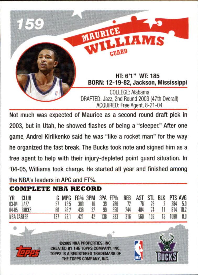 2005-06-Topps-Basketball-Cards-Base-Set-Pick-From-List thumbnail 317