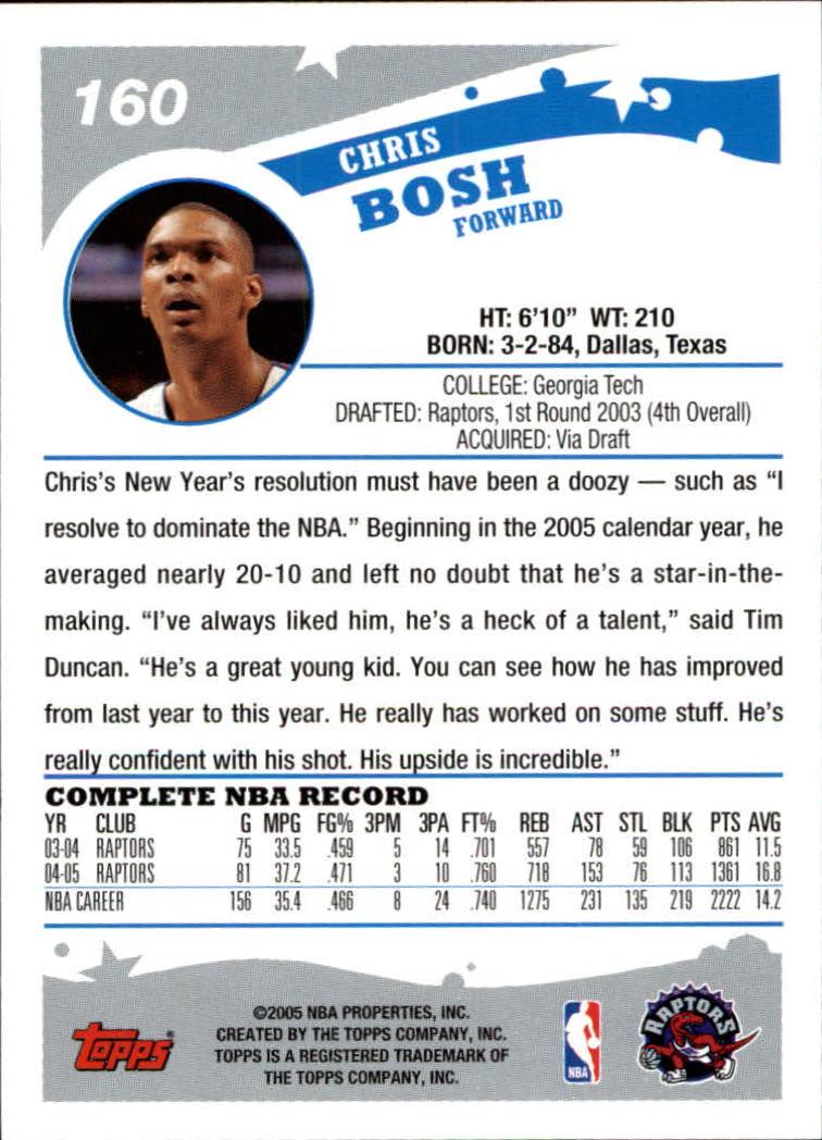 2005-06-Topps-Basketball-Cards-Base-Set-Pick-From-List thumbnail 319