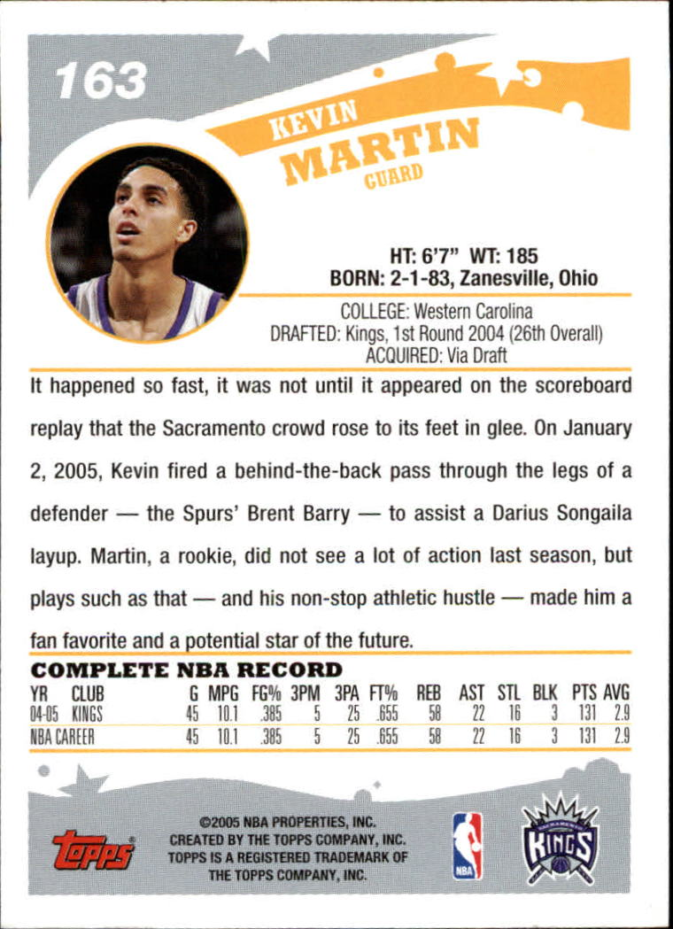 2005-06-Topps-Basketball-Cards-Base-Set-Pick-From-List thumbnail 325