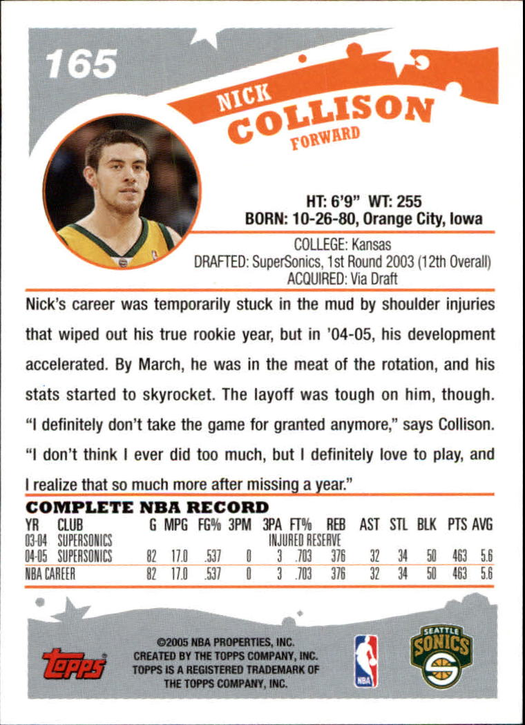 2005-06-Topps-Basketball-Cards-Base-Set-Pick-From-List thumbnail 329