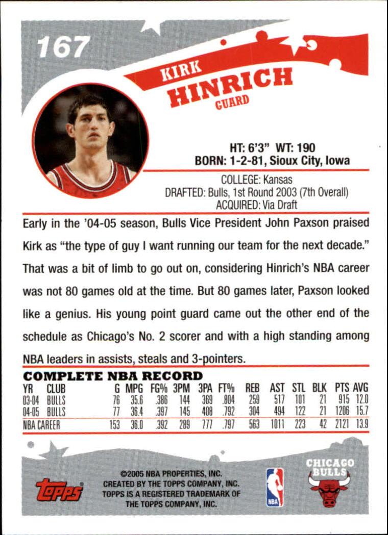 2005-06-Topps-Basketball-Cards-Base-Set-Pick-From-List thumbnail 333