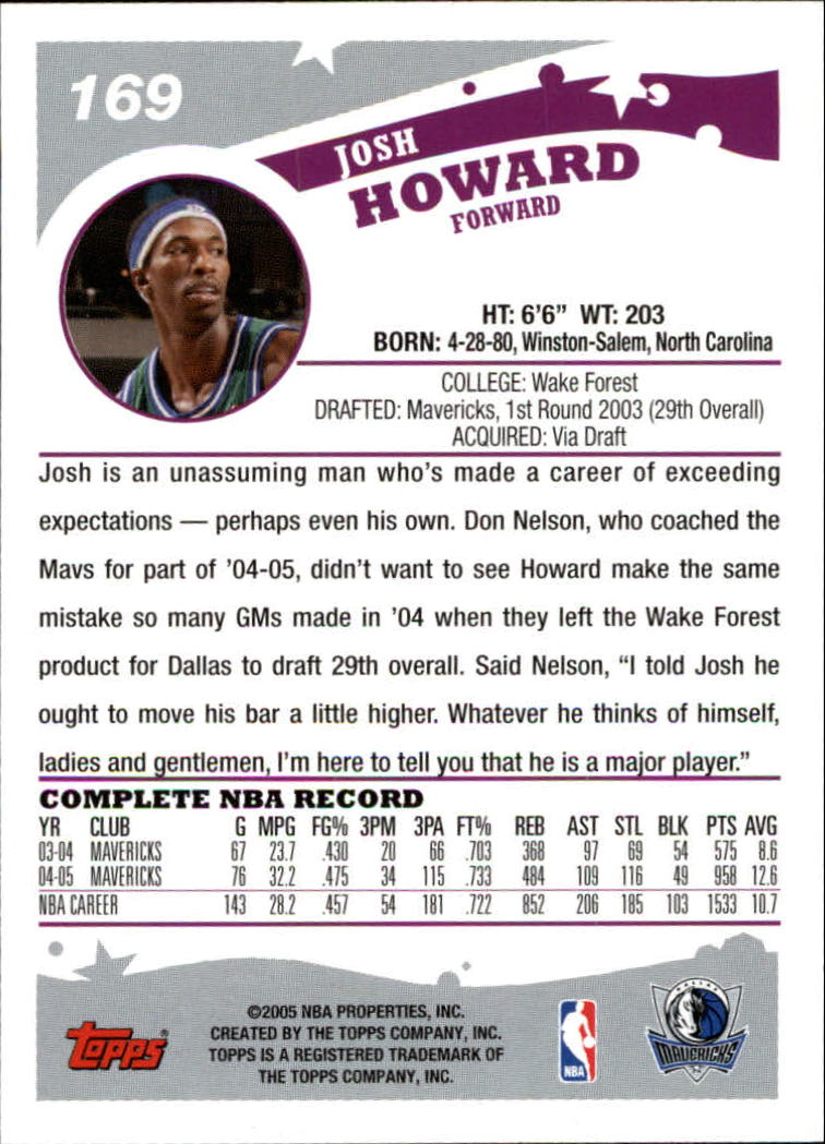 2005-06-Topps-Basketball-Cards-Base-Set-Pick-From-List thumbnail 337