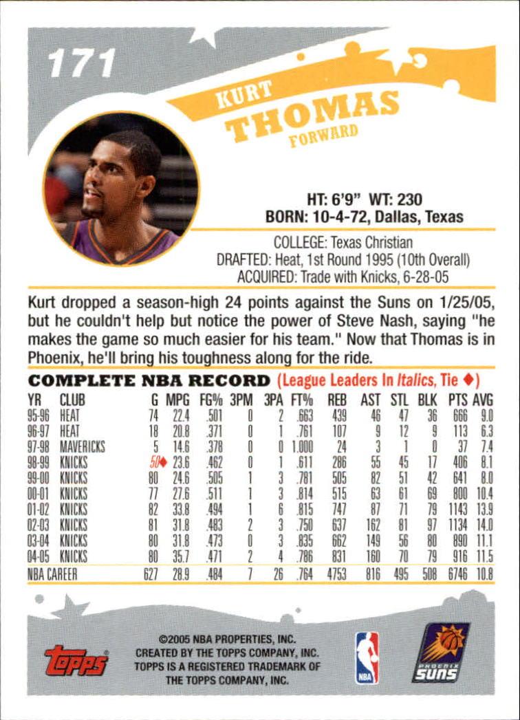 2005-06-Topps-Basketball-Cards-Base-Set-Pick-From-List thumbnail 341