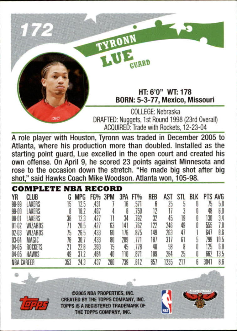 2005-06-Topps-Basketball-Cards-Base-Set-Pick-From-List thumbnail 343