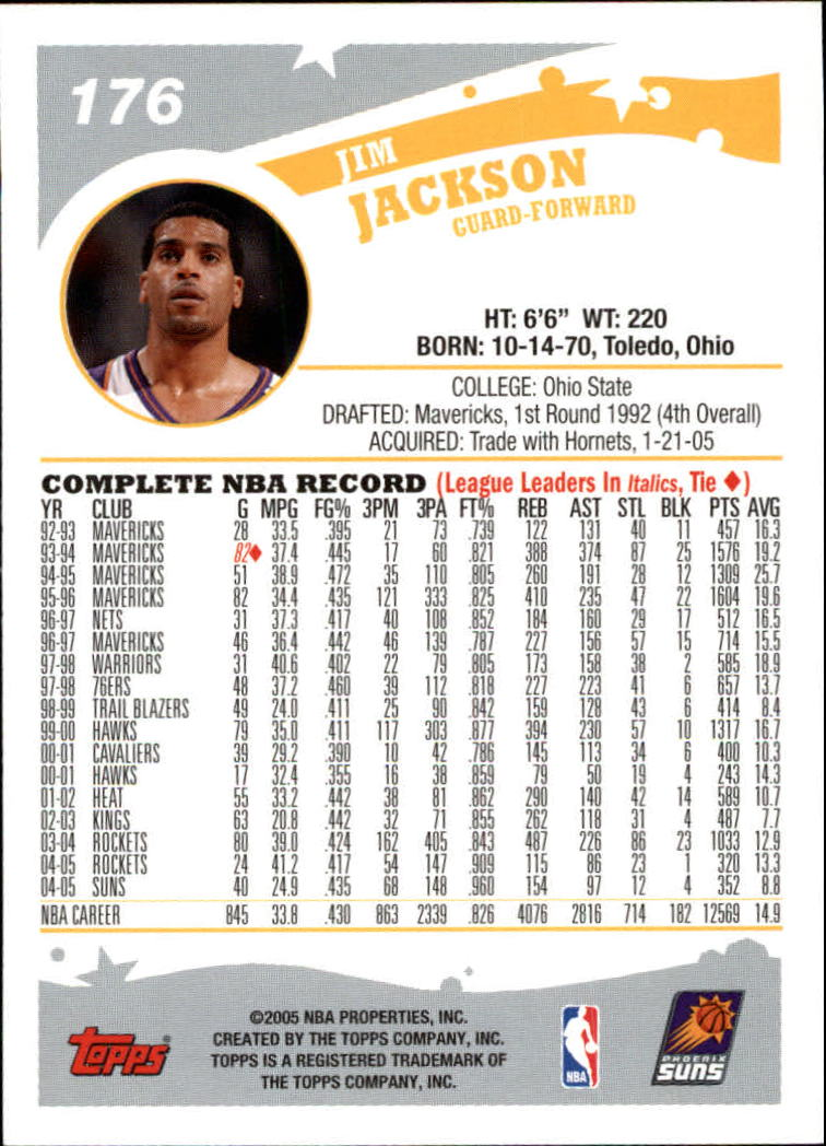 2005-06-Topps-Basketball-Cards-Base-Set-Pick-From-List thumbnail 349
