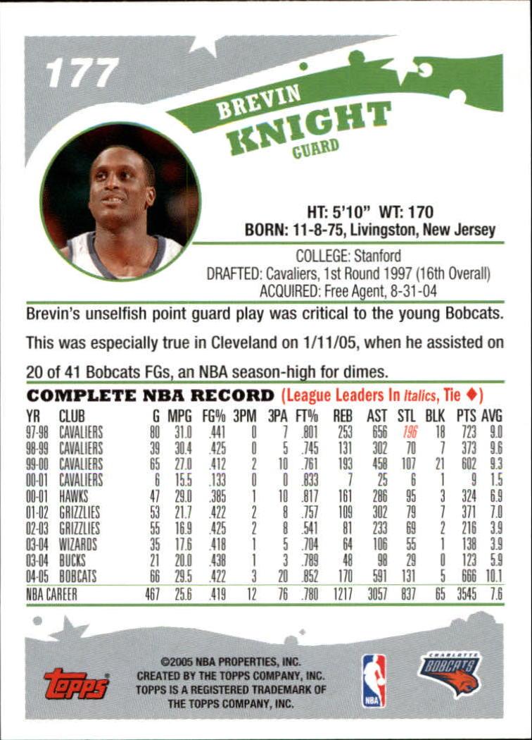 2005-06-Topps-Basketball-Cards-Base-Set-Pick-From-List thumbnail 351