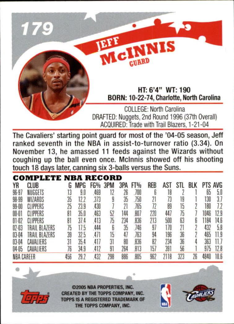 2005-06-Topps-Basketball-Cards-Base-Set-Pick-From-List thumbnail 355