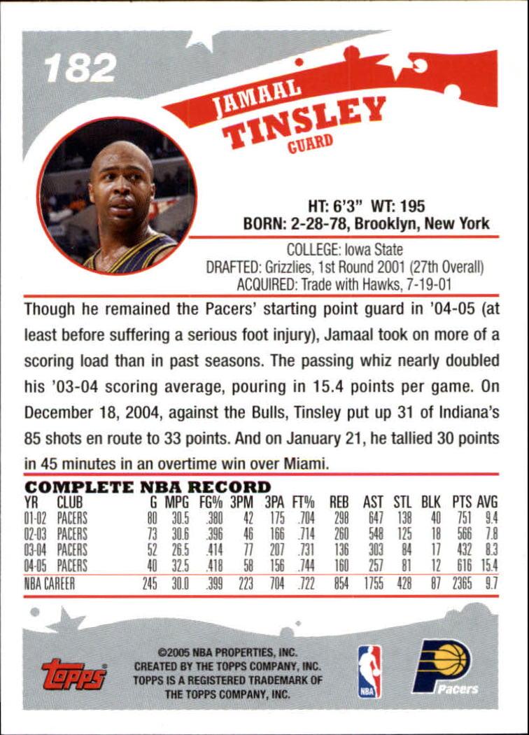 2005-06-Topps-Basketball-Cards-Base-Set-Pick-From-List thumbnail 361