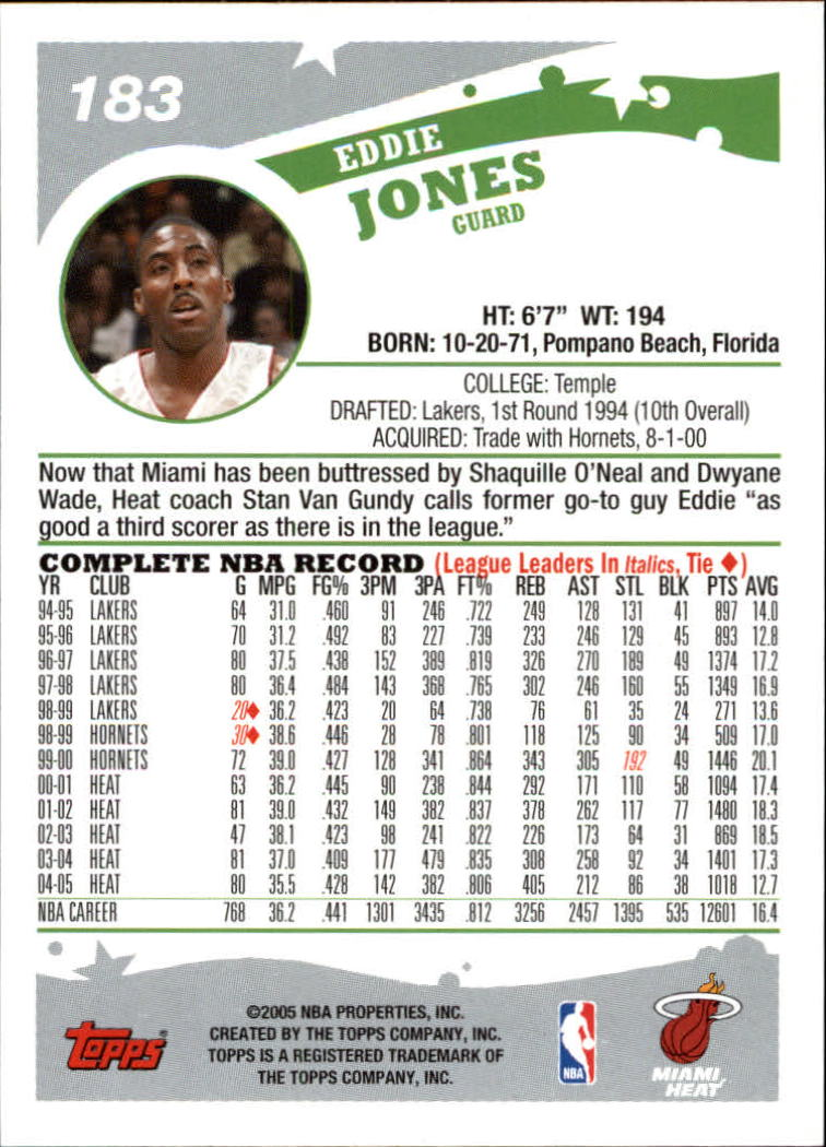 2005-06-Topps-Basketball-Cards-Base-Set-Pick-From-List thumbnail 363