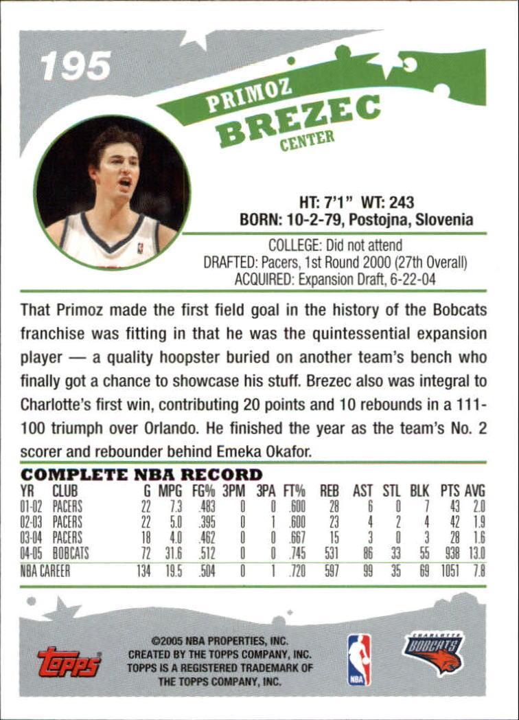 2005-06-Topps-Basketball-Cards-Base-Set-Pick-From-List thumbnail 387