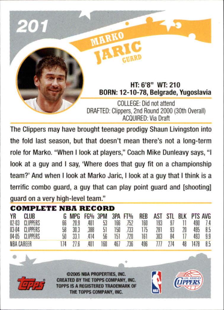 2005-06-Topps-Basketball-Cards-Base-Set-Pick-From-List thumbnail 397