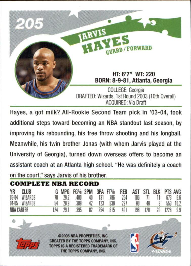 2005-06-Topps-Basketball-Cards-Base-Set-Pick-From-List thumbnail 405