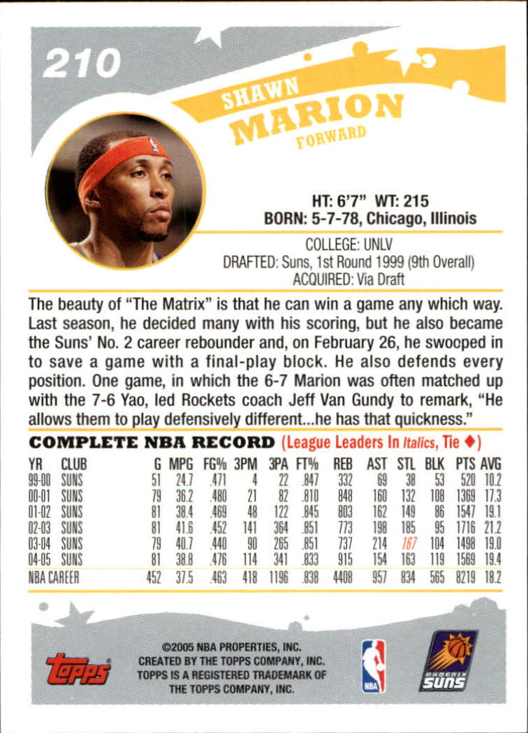 2005-06-Topps-Basketball-Cards-Base-Set-Pick-From-List thumbnail 415