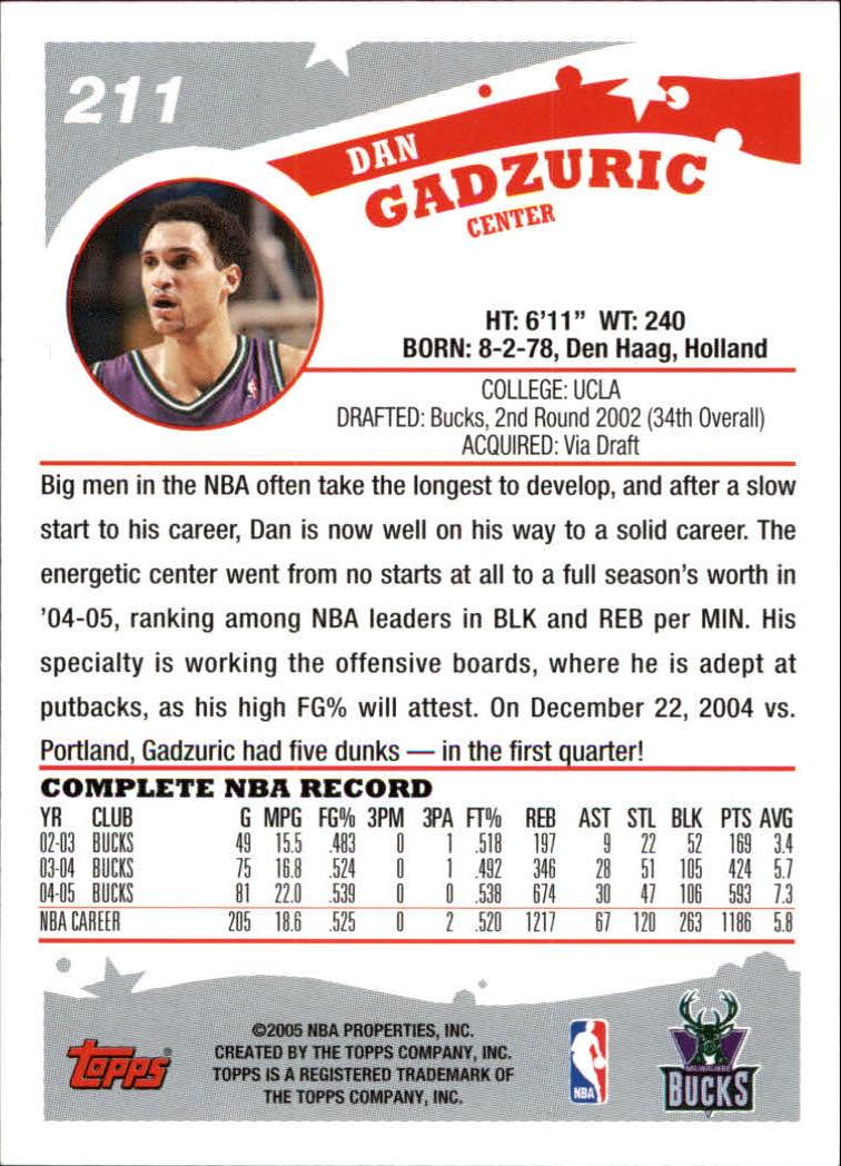 2005-06-Topps-Basketball-Cards-Base-Set-Pick-From-List thumbnail 417