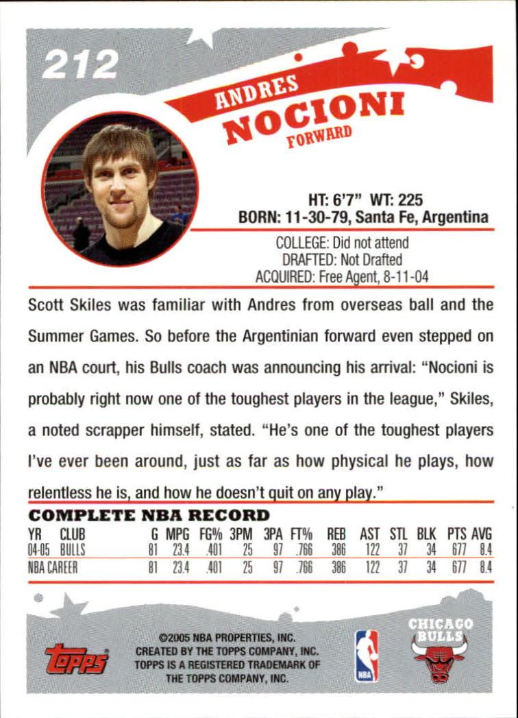 2005-06-Topps-Basketball-Cards-Base-Set-Pick-From-List thumbnail 419