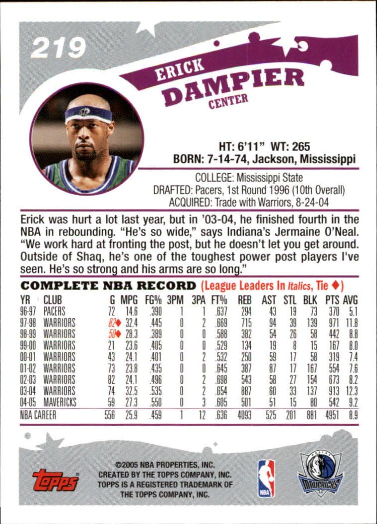 2005-06-Topps-Basketball-Cards-Base-Set-Pick-From-List thumbnail 433