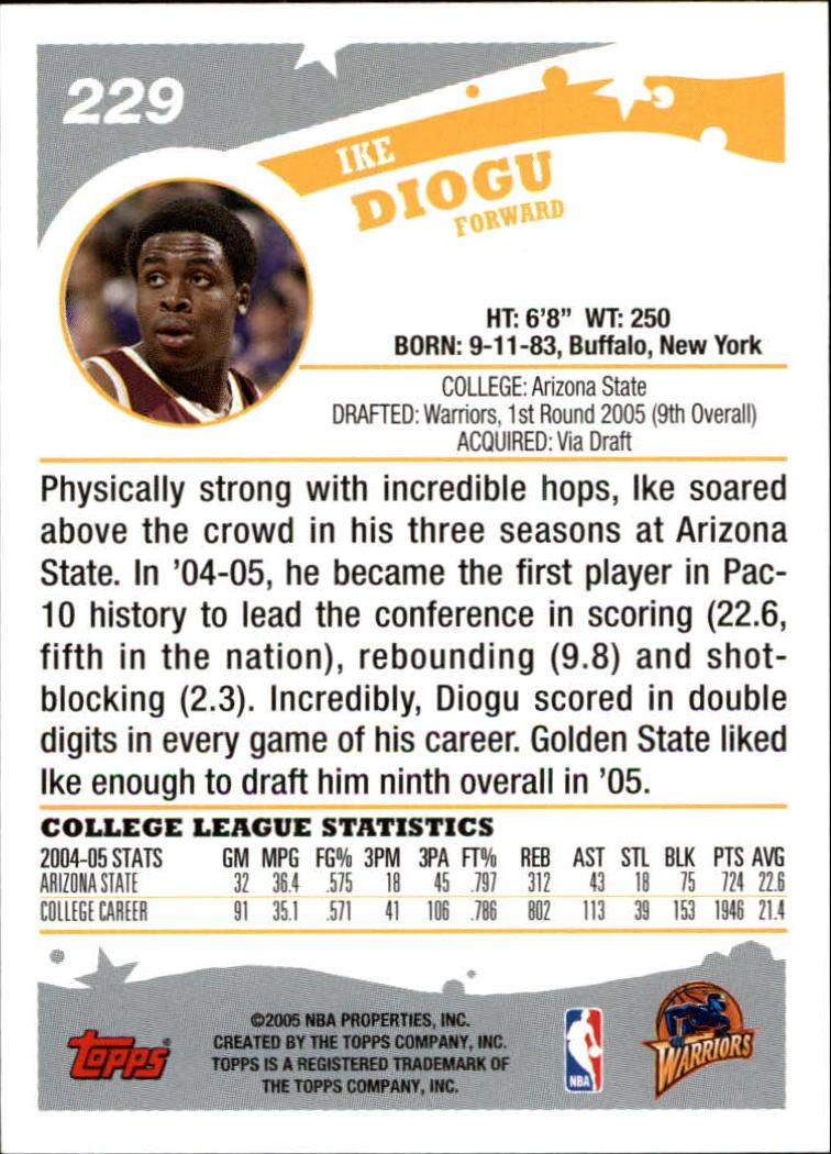 2005-06-Topps-Basketball-Cards-Base-Set-Pick-From-List thumbnail 451