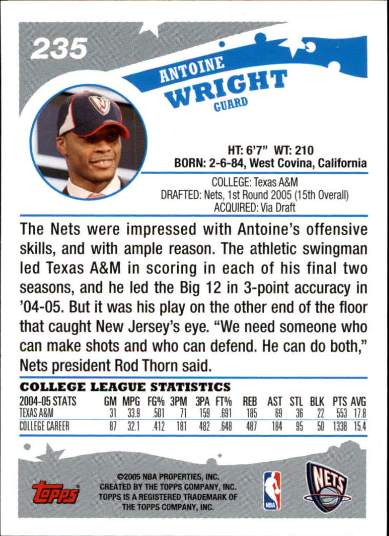 2005-06-Topps-Basketball-Cards-Base-Set-Pick-From-List thumbnail 463