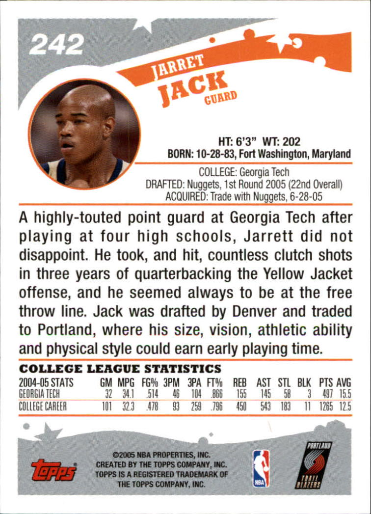 2005-06-Topps-Basketball-Cards-Base-Set-Pick-From-List thumbnail 475